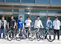 自転車サークル